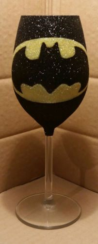 Glitter-Batman-Wine-Glass                                                                                                                                                                                 More