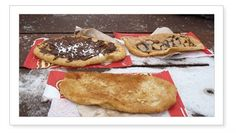 Patriotism in a Pastry on the Rideau Canal, Ottawa | foodnetwork.ca Beaver Tails (Canada)