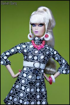 Pop life Barbie by Daniel Darg, via Flickr