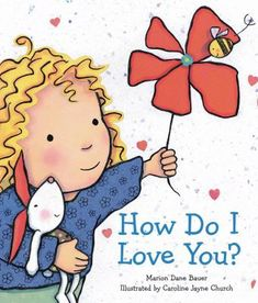 Cover image for How do I love you?