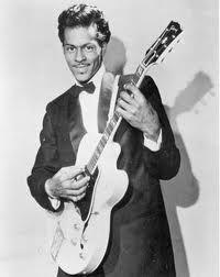Chuck Berry - One of the pioneers of Rock and Roll.