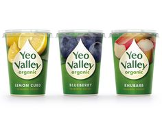 Yeo Valley Packaging
