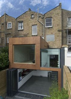 Creative Modern Extension for a London Residence