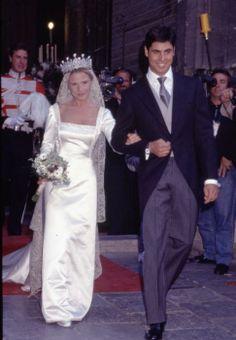 Eugenia Martínez de Irujo y Francisco Rivera. 12 matrimonios rotos por la Rota