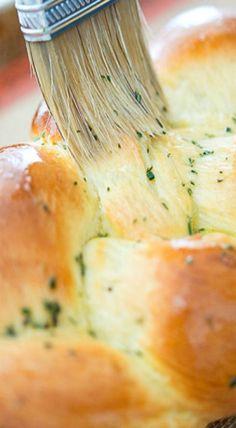 Fluffy Buttery Rosemaary Braids