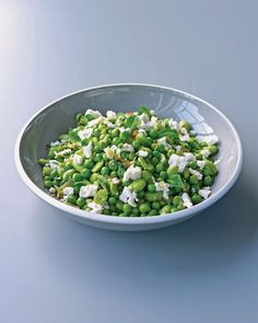 Broad bean, pea, feta and mint salad recipe from Leiths How to Cook by Leiths School of Food and Wine | Cooked