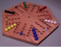 Playing this game with my Mom. Awesome memory. ♥