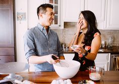 A sweet at home engagement by Deep End Imagery - Wedding Party