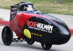 Human Powered Vehicle Team at Rose-Hulman Institute of Technology