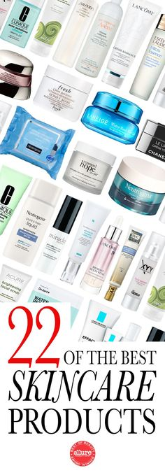 Are Allure's Best of Beauty 2015 Winners Best of Beauty Skin -- Don't buy into the hype and gimmicks: These are the cleansers, creams, and treatments guaranteed to give you a soft, supple, glowing complexion. Beauty Care, Beauty Skin, Health And Beauty, Beauty Makeup, Hair Beauty, Beauty Buy, Makeup Tips, Beauty Secrets, Beauty Hacks