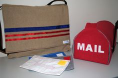 Felt Mail Set