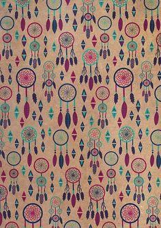 Dreamcatcher pattern