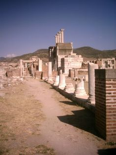 The Basilica of St John the Evangelist Turkey Country, St John The Evangelist, Ephesus, Marmaris, Alexander The Great, Ancient Ruins, Native American Art, Afghanistan, The Locals