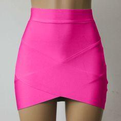 Pas cher Sexy Bandage Skirt Tous match cool 9Colors, Hip Slim Mode Crayon Mini jupe moulante Buste Jupes fente avant # JM06884, Acheter  Jupes de qualité directement des fournisseurs de Chine:                    acheter jupe cliquez dessus