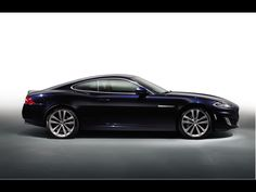 2012 Jaguar XK and XKR Special Edition - Coupe Side -