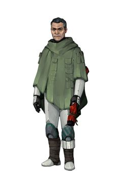 """""""Aqua"""" a Specialist in Forest and Wetland Survival. He gets his nickname from Kibble and Arthur Croft. Who jokely called him a """"Aqua Marine"""" Art by Will Nunes - swrpg Ffg Star Wars, Star Wars Rpg, All Jedi, Star Wars Species, Edge Of The Empire, Galactic Republic, Human Art, Love Stars, Aqua Marine"""