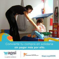 Nueva ONG! Bienvenida a la Associació Pro Disminuïts Psíquics del #Berguedà http://Wapsi.org/APDPB #disCAPACIDAD