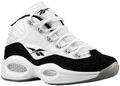 ce5a2c18a8f Reebok Question Mid White Black Sneaker Release