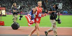 Entrenamiento del core de Galen Rupp, medallista olímpico en los 10.000 metros | Entrenamientos para  Corredores
