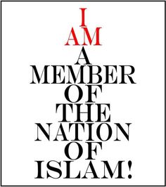 Nation is Islam