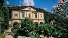 Villa San Michele, right outside of Florence, Italy