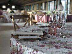 Detalle mesa Sala Banquetes (Salsia Catering)