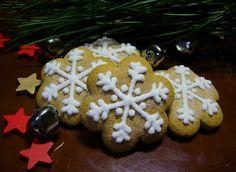 Christmas cookies #cookies #Christmas #snowflake #cute