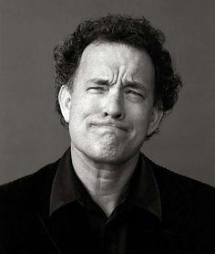 Tom Hanks by Andy Gott