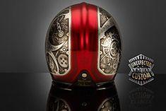 casque personnalisé Steampunk