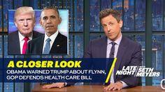 Obama Warned Trump About Flynn, GOP Defends Health Care Bill: A Closer Look Watch/Share: StopMyClock.com Go To: LifeVantage.com Ref #1212784 ❤ #nutrigenomics @drsanjaygupta❤