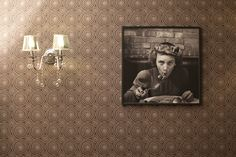 our wall in the restaurant  #style #design #architecture #czechrestaurant