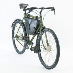 Militärvelo Prototyp Swiss Army Bike Prototype Velo Zürich