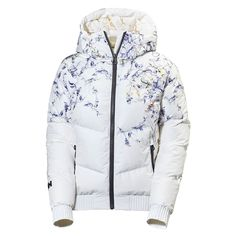 A short Jacket for colder days at you favorite resort. The women's Embla Sarah Jacket has a soft fabric that will make you feel like you ski in your duvet. Made with Swarovski® elements for extra elegance and shine. Outdoor Wear, Helly Hansen, Cold Day, Soft Fabrics, Jackets For Women, Winter Jackets, Elegant, Stylish, How To Wear