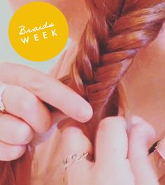 How To Braid Your Own Hair Four Ways - Daily Makeover