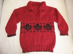 Ravelry: Telemark Pullover pattern by Erika Flory Baby Sweater Knitting Pattern, Easy Knitting Patterns, Knitting For Kids, Baby Knitting, Baby Boy Cardigan, Garter Stitch, Baby Grows, Baby Sweaters, Ravelry
