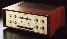Marantz PM-6a (around 1981)
