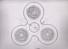 Spinner Dibujo Técnico