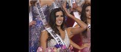 Paulina Vega, la nueva Miss Universo colombiana