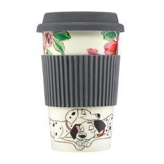 Pongo and Perdita Ceramic Travel Cup