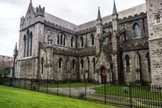 Saint Patrick's Cathedral is a cathedral of the Church of Ireland in Dublin, which was founded in 1191.