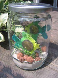 Geldfisch | Geldgeschenke basteln | Geldgeschenk-Ideen