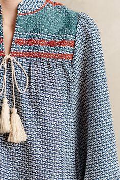 Derby Kimono Blouse - anthropologie.com