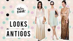 Analisando looks antigos (tag) - TV Além da Beauté | Vic Ceridono