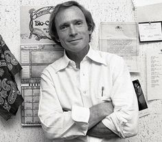 "Dick Cavett: ""I had the awful realization, I don't know what I sound like. Eventually, mercifully, you learn, because you have to."""
