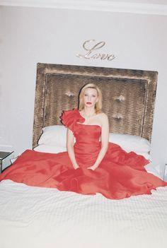 Cate Blanchett for W Magazine February 2014