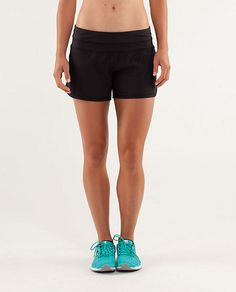 My absolute fav running short.. Wish there were more fun colors! Groovy Run Short