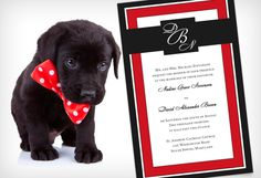 Color Monday: Classic Black, White & RedTruly Engaging Wedding Blog