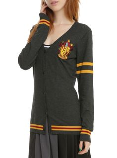 http://www.hottopic.com/hottopic/Girls/Hoodies/Harry Potter Gryffindor Cardigan-10210269.jsp