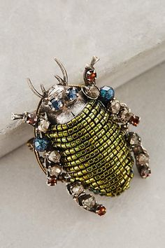 Scabra Pin - #anthrofave