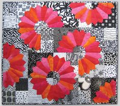 Susan Cleveland's Double Dresden Pieces pattern ~